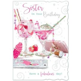 SISTER ON YOUR BIRTHDAY CODE 90