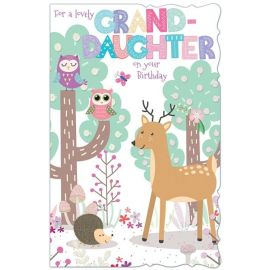 FOR A LOVELY GRANDDAUGHTER CODE 125