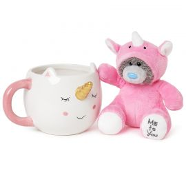 UNICORN MUG AND PLUSH SET