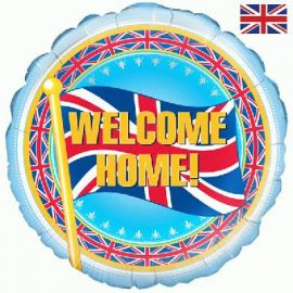 18 INCH WELCOME HOME FLAG