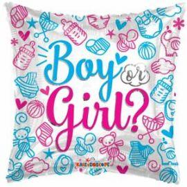 18 INCH BOY OR GIRL?