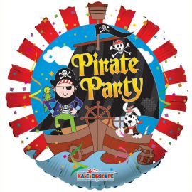 18 INCH PIRATE PARTY