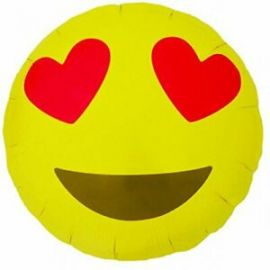 14 INCH SMILEY VALENTINE 847881012704