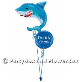 DADDY SHARK BOUQUET