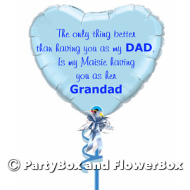 THE ONLY THING BETTER THAN DAD IS GRANDAD
