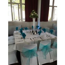 TABLE LINEN (ROUND OR RECTANGLE)