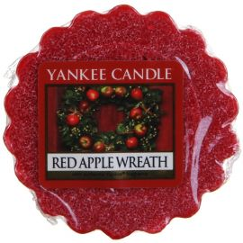 YANKEE CANDLE RED APPLE WREATH WAX MELT
